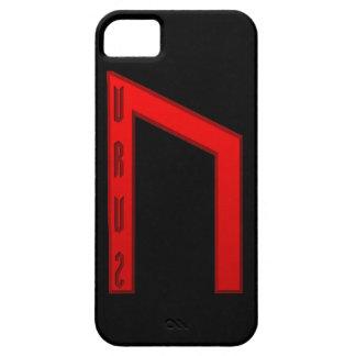 Uruz Rune red iPhone SE/5/5s Case