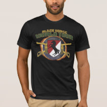 "US 11TH ARMORED CAVALRY ""BLACK HORSE"" WORLD TOUR T-Shirt"