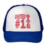US #1 HATS