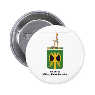 US 785th Military Police Battalion Pin