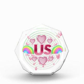 Us Acrylic Award
