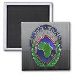 US Africa Command Fridge Magnets