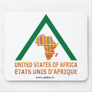 US AFRICA - Foam pad, Mouse mat Mouse Pad