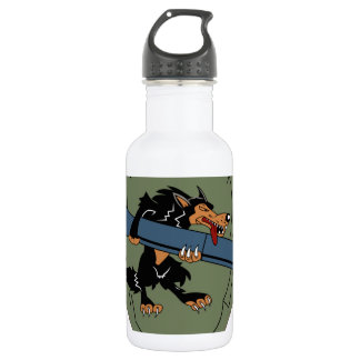 US AIR FORCE 370th Air Expeditionary Advis Water Bottle
