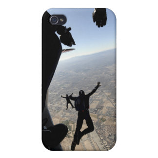 US Air Force Academy Parachute Team iPhone 4 Covers