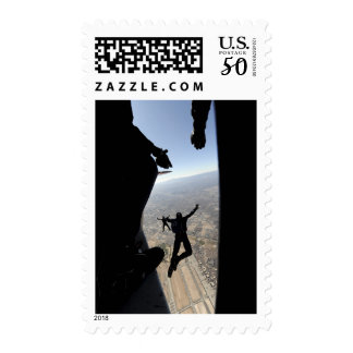 US Air Force Academy Parachute Team Postage