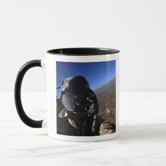 US Air Force Aerial Combat Photographer Mug