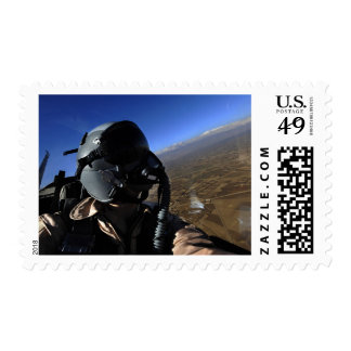 US Air Force Aerial Combat Photographer Postage