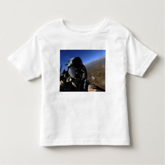 US Air Force Aerial Combat Photographer Toddler T-shirt