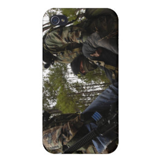 US Air Force Airmen carry a simulated casualty iPhone 4/4S Cases