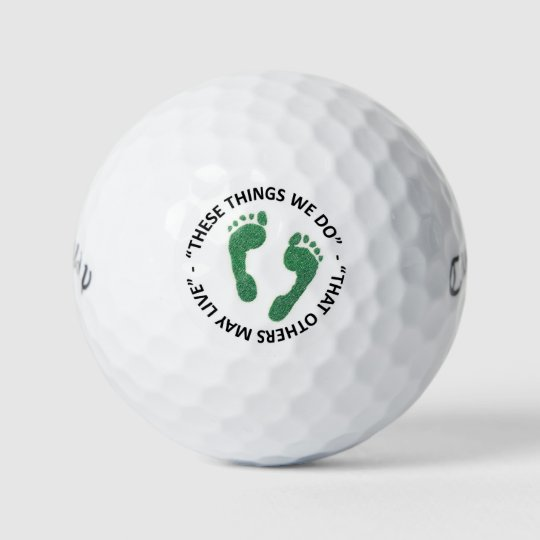 Thanks to life for the wonderful things golf balls Zazzlecom t
