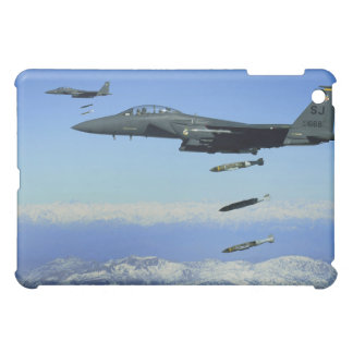 US Air Force F-15E Strike Eagle aircraft Cover For The iPad Mini