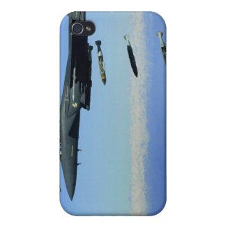 US Air Force F-15E Strike Eagle aircraft iPhone 4 Case
