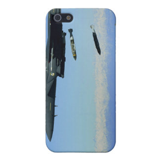 US Air Force F-15E Strike Eagle aircraft iPhone 5 Case