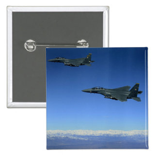 US Air Force F-15E Strike Eagles 2 Pins