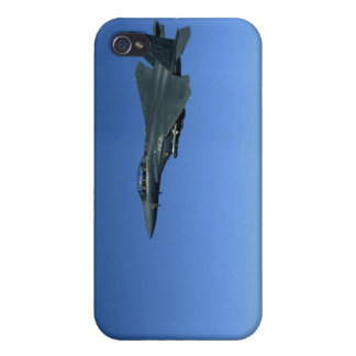 US Air Force F-15E Strike Eagles 2 Cover For iPhone 4
