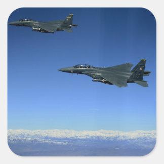 US Air Force F-15E Strike Eagles 2 Stickers