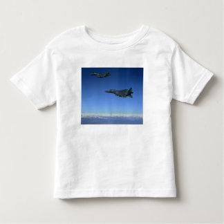 US Air Force F-15E Strike Eagles 2 Tee Shirt