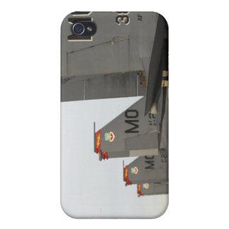 US Air Force F-15E Strike Eagles iPhone 4 Cover