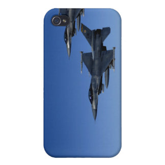 US Air Force F-16 Fighting Falcons iPhone 4/4S Case