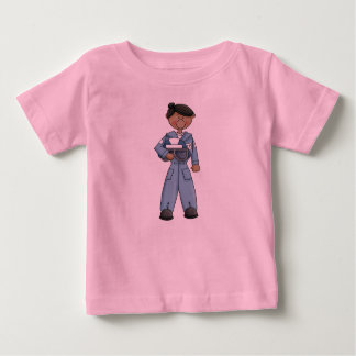 US Air Force Girl Baby T-Shirt