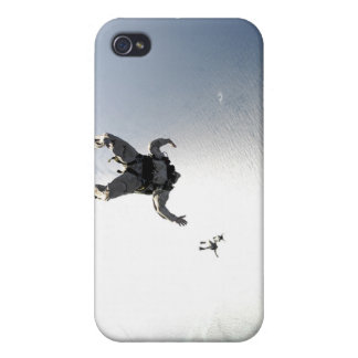 US Air Force pararescuemen iPhone 4/4S Cases