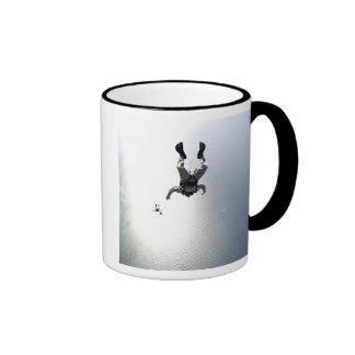US Air Force pararescuemen Ringer Coffee Mug
