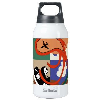 US Air Force SSI 457th Air Expeditionary Group Thermos Bottle