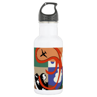US Air Force SSI 457th Air Expeditionary Group Water Bottle