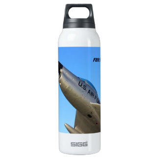 US Airforce F86 Waterbottle 16 Oz Insulated SIGG Thermos Water Bottle