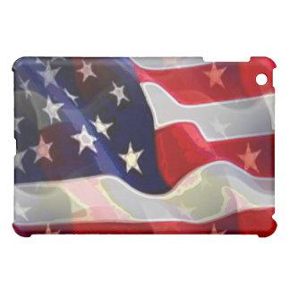 US American Flag Cover For The iPad Mini