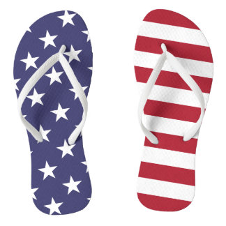 US AMERICAN FLAG | FLIP FLOPS