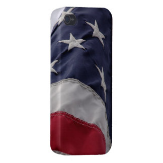 US American Flag iPhone 4 Cases