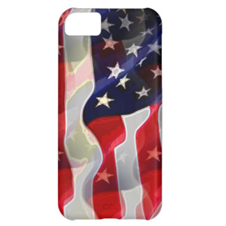 US American Flag iPhone 5C Cover