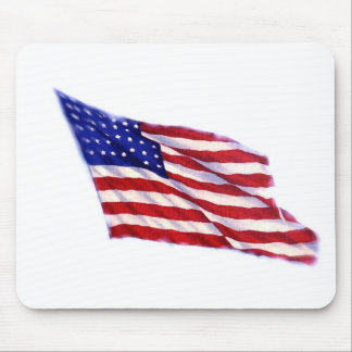 US - American Flag Mouse Pad