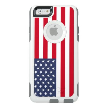 Us - American Flag Otterbox Iphone 6/6s Case by Phone_Cases_Otterbox at Zazzle