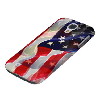 US American Flag Samsung S4 Case