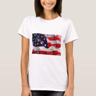 US American Flag T-Shirt