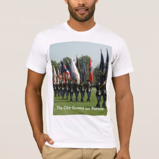 US Army 3d Infantry Regiment - The Old Guard T-Shirt