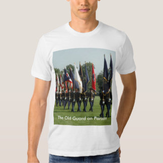 US Army 3d Infantry Regiment - The Old Guard T Shirts