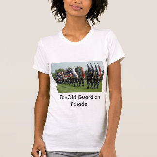 US Army 3d Infantry Regiment - The Old Guard T Shirt