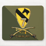 US.Army 7th Cavalry Regiment Mousepads