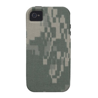 US ARMY CAMOUFLAGE iPhone 4 Case
