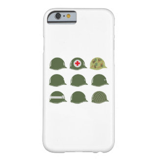 US Army Helmets M1 Barely There iPhone 6 Case