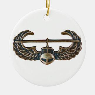 US Army Infantry - Airmobile Ceramic Ornament
