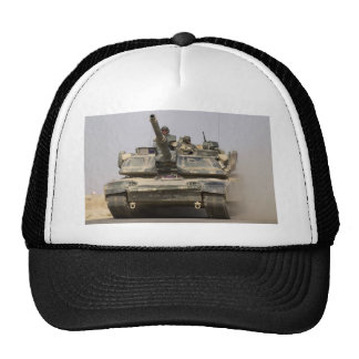 US_Army_M1A1_Abrams_main_battle_tank Gorros Bordados