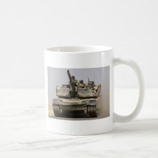 US_Army_M1A1_Abrams_main_battle_tank Classic White Coffee Mug