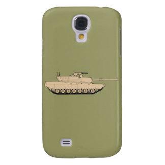 US Army M1A1 Abrams Main Battle Tank Samsung Galaxy S4 Cover