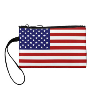 US Bag With The American Flag