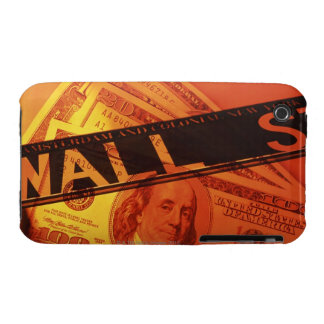 US banknotes, CG, composition iPhone 3 Case-Mate Case